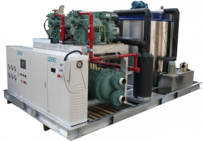 Professional Ice Maker Machine , 40T Ice Making Machine Commercial