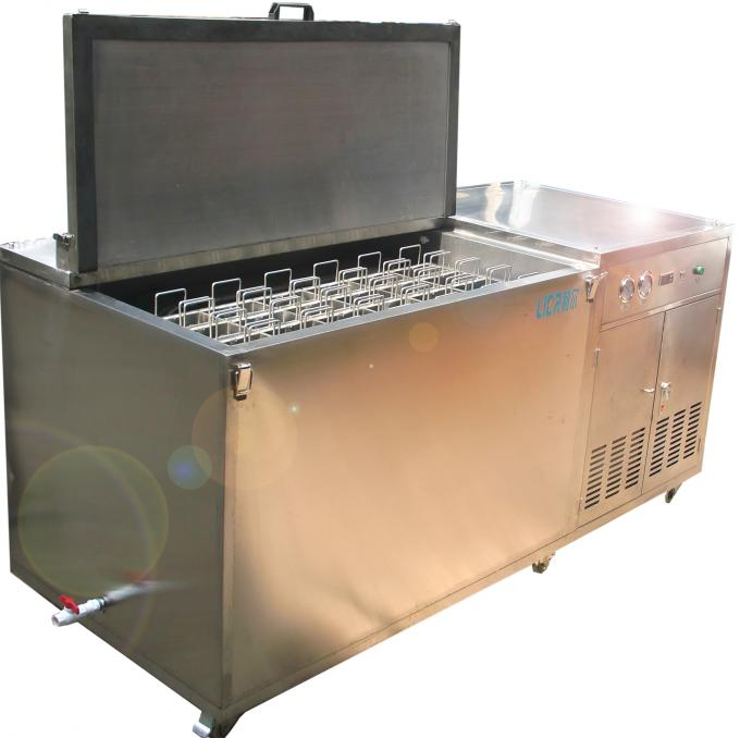 1T Water Cooling Automatic Ice Block Machine For Food Preservation