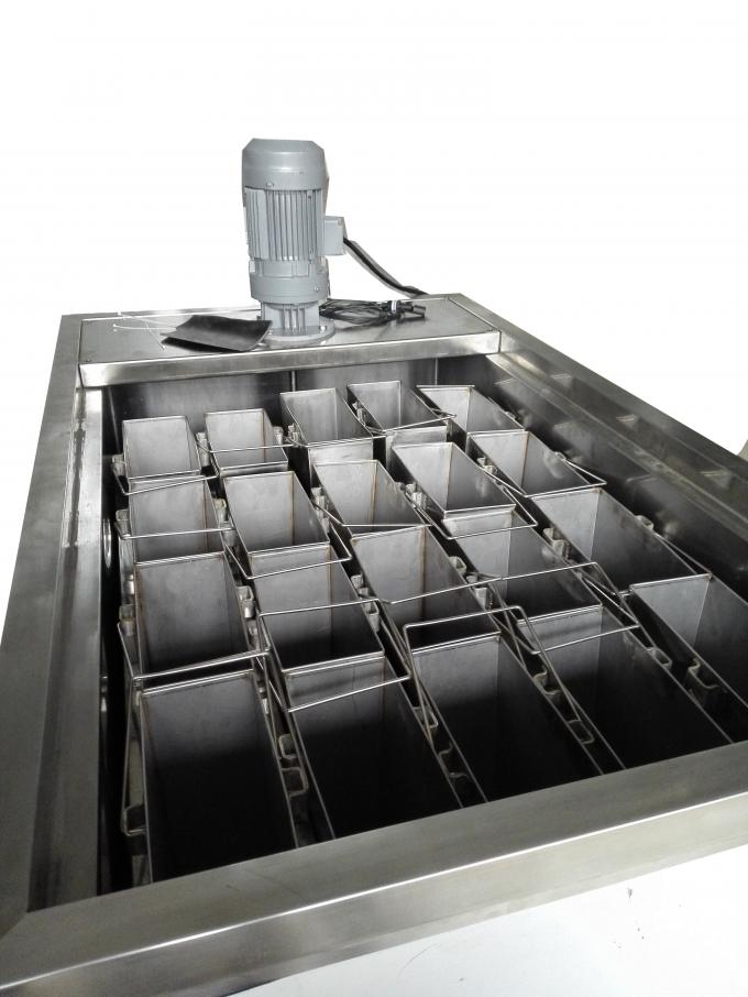 Small Capacity Block Ice Machine , Commercial Ice Block Maker LRB-1T