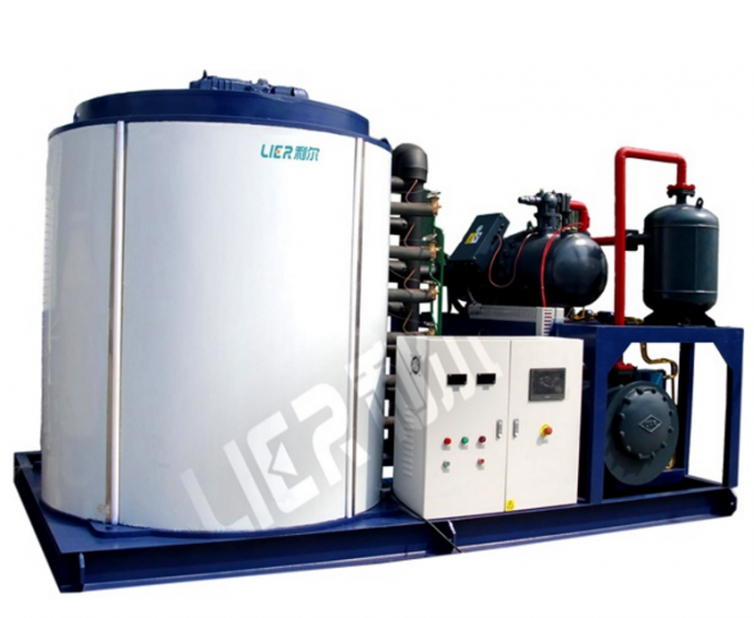 Ice Industrial Commercial Equipment For Food Fishing Processing LR-2.5T