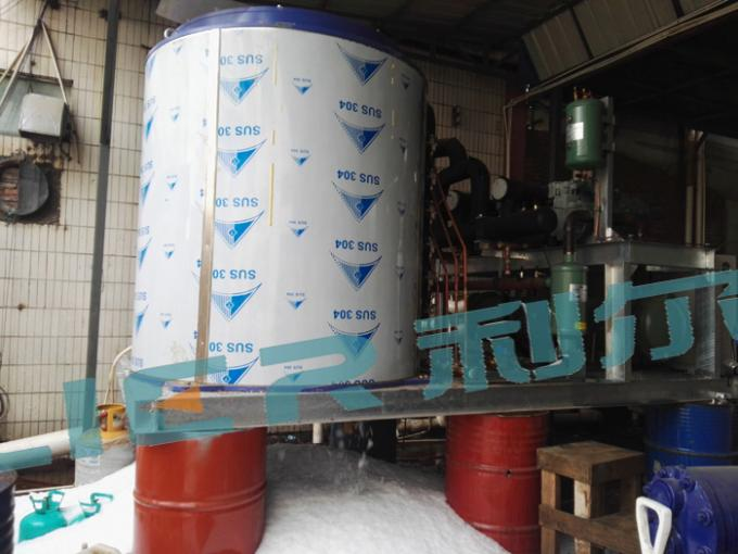 50Ton Commercial Ice Maker Construction project refrigeration Equipment