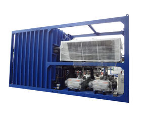 China 3000kg Stainless Steel Vacuum Cooling Machine For Vegetables LR-3000-6P supplier