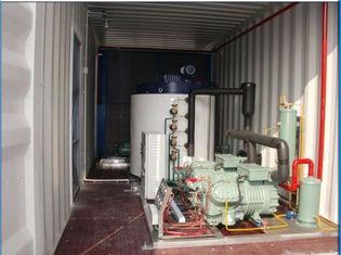 China Lier 20T Containerized Block Ice Plant supplier