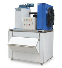 China Air Cooling Industrial Flake Ice Machine Business 1310*970*905mm supplier