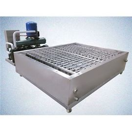 China Stainless Steel Block Ice Machine For Food Preservation 380v/50Hz./3P supplier