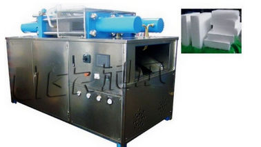 China Sus304 Material Block Ice Machine Specially Design 1750*1550*1610mm supplier