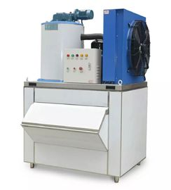 China Lier 1000kg / Day Ice Making Machine Industrial For Supermarket supplier