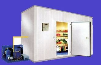 China Fire Resistant Temperature Controlled Storage Containers With CE / ISO / SGS supplier