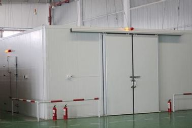 China Commercial Container Cold Room And Freezer Room For Restaurant supplier