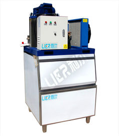 China SUS304 Flat Thin Small Flake Ice Machine With CE Certificate 1.4KW supplier