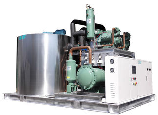 China LIER Large Capacity Ice Machine With Bitzer Compressor 30 Ton / Day supplier