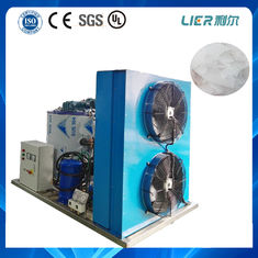 China 2 Ton Daily PLC Automatic Control Commercial Flake Ice Machine Danfoss Compressor supplier