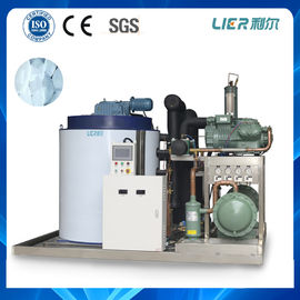 China Lier Fresh water 10T/day big flake ice machine for freezing seafood supplier