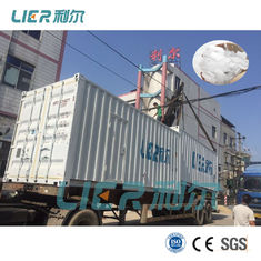 China Industrial Ice Production Plant , Flake Ice Maker Equipment High Production Capacity supplier