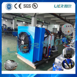 China Commercial Flake Ice Machine For Fish And Fast Cooling Food High Efficiency supplier