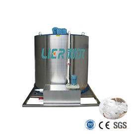 China 130kw Power Ice Machine Evaporator SS / CS Material 3P / 380V LRD-25T supplier