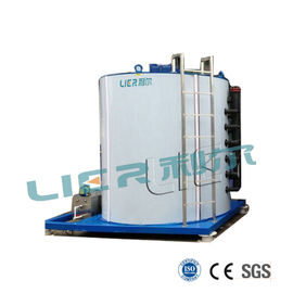 China 30T / Day Ice Maker Evaporator 1.5 - 2.3mm Thickness 210Kw For Industrial supplier