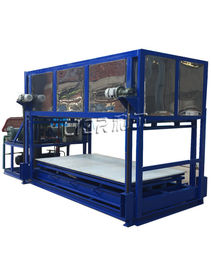 China 5 Tons Per Day Ice Block Maker Machine Brine Water Cooling For  Industrial supplier