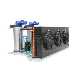 China SS316 Material  Liquid Ice Machine , Slurry Ice Machine For Cooling Down Food Temperature supplier