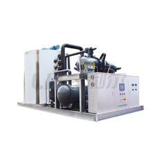 China 50000kg / Day Ice Making Machine Industrial 160Kw With Bizter / Hanbell Compressor supplier