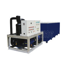 China Block Ice Machine Direct Cooling Refrigeration Ice Block Machine with Food Standard supplier