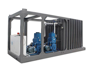 China Professional Vacuum Cooling Equipment / Vacuum Chiller 2000-7000kg distributor