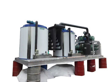 China 40T Large Capacity Ice Machine With Two Sets Of Evaporators / One Unit distributor