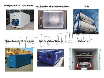 China Easy Operation Containerized Block Ice Machine Commercial 3P-380V-50HZ distributor