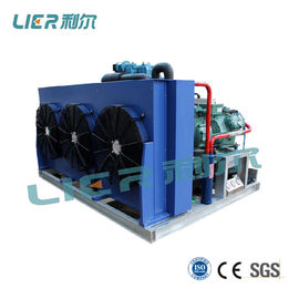 China Large Capacity 8 Ton Industrial Ice Flake Machine Air Cooling High Performance factory