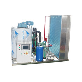 China Customized Commercial Flake Ice Machine 12KW Total Power With 18months Warranty distributor