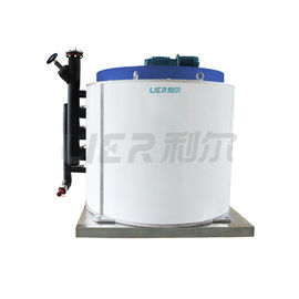 China High Capacity Flake Ice Evaporator , Ice Maker Evaporator With CE Certificate distributor