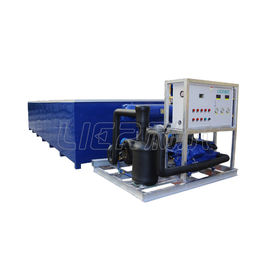 China 20T Block Ice Machine Direct Cooling Integral With 960KG Water Consumption distributor