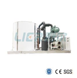 China Air - Condition Industrial Flake Ice Machine With Less Source Energy Consumption distributor