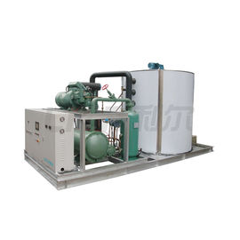 China Large Scale Ice Industrial Commercial Equipment , High Capacity Ice Maker 3P/380V/50Hz distributor