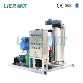 China Water Cooling System Liquid Ice Machine R404A/R22 Refrigerant 18 Months Warranty Period distributor
