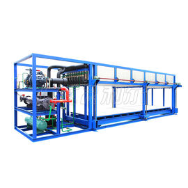 China 5tons Automatic Block Ice Machine for Fishery and Concrete Industrial Use distributor