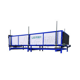 China Economic Ice Plant Low Cost Block Ice Machine Top Manufacturer Block Ice System distributor
