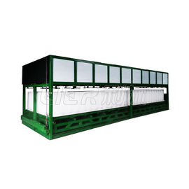 China Big Capacity 15tons Automatic Block Ice Machine for Fishery and Concrete Industrial Use distributor